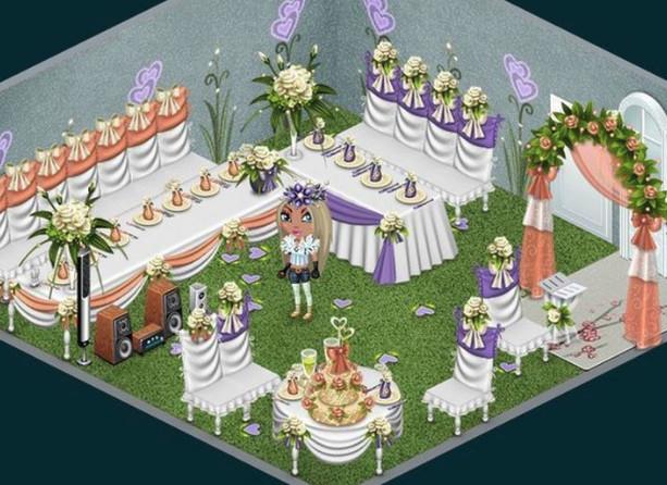 Свадебный зал в Аватарии