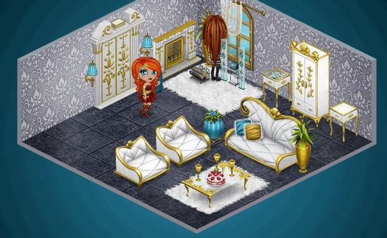 Уютная комната в Аватарии